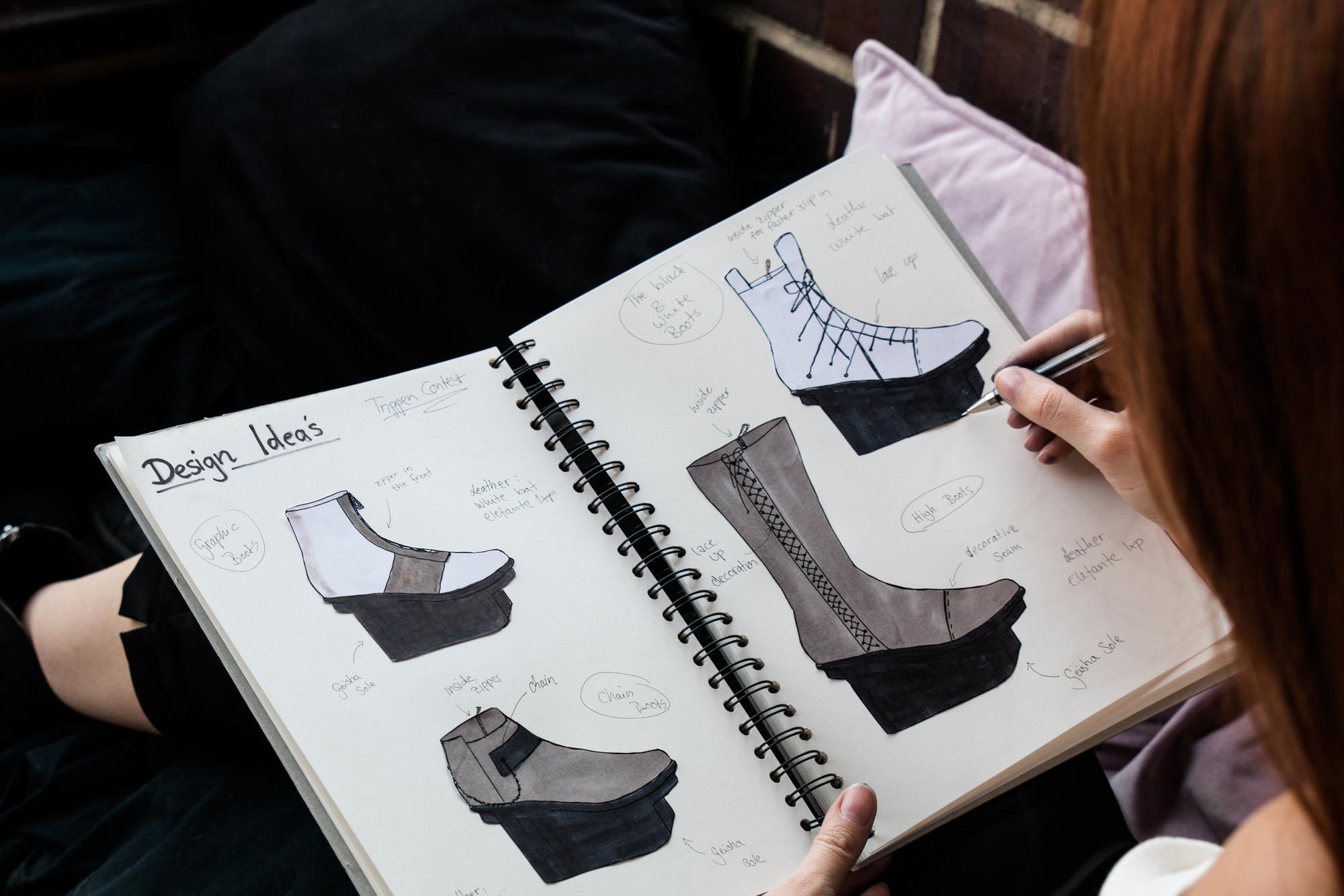 Overknees stiefel für dicke waden