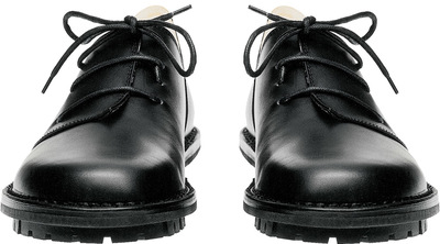 Classic Trippen Closed lace up shoe