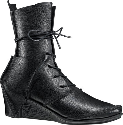 Trippen lace up boot Skulptur on x+o sole