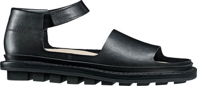 Trippen sandal Brink in black leather
