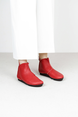 Trippen hawk f waw red weise hose leather shoes