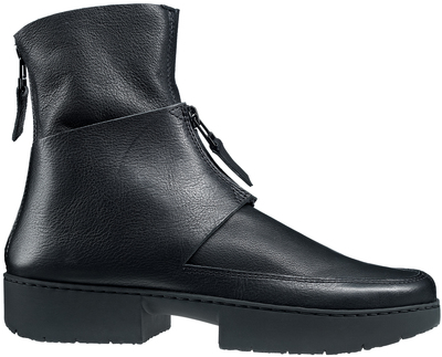Trippen Shoe black leather