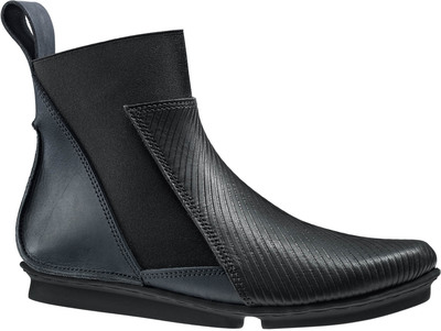 Trippen Chelsea boot with cord leather
