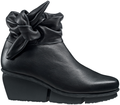 Trippen Ankle boot Tippet with a decorative tied knot