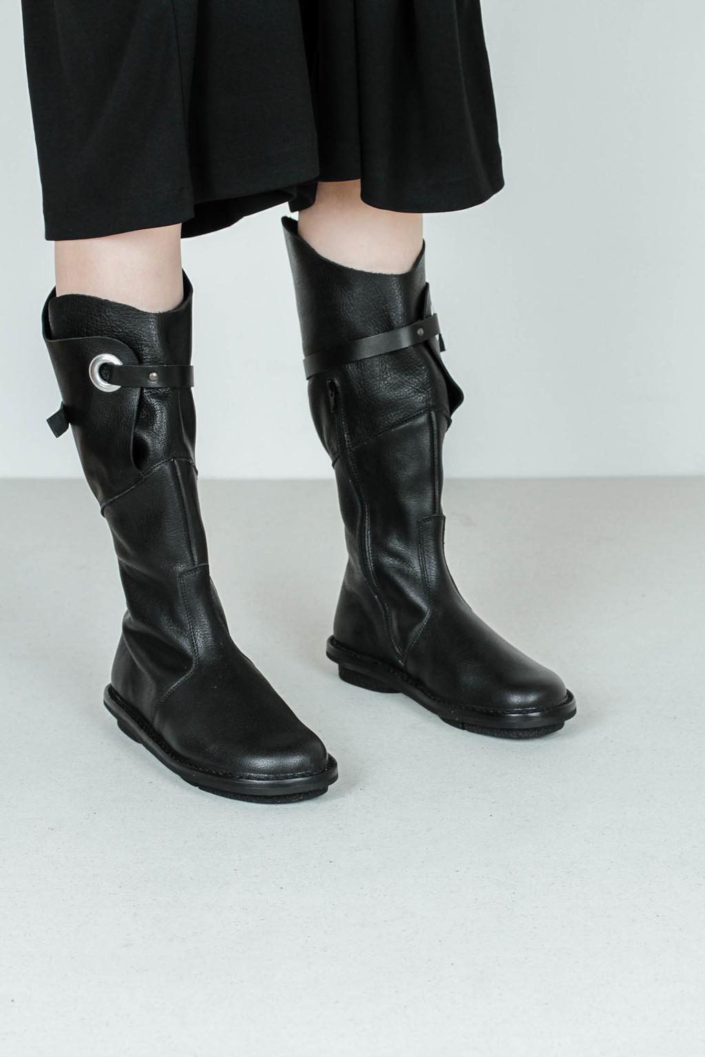 trippen laarzen