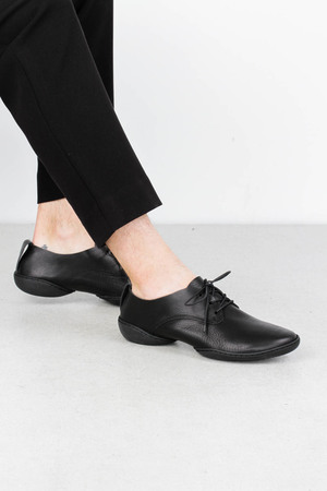 Trippen pot black waw s blk leathershoe2