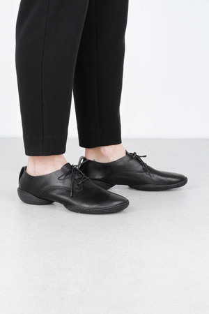 Trippen pot black waw s blk leathershoe1