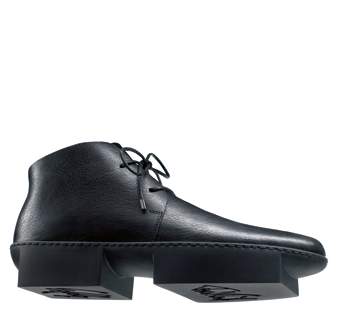 SIZES 40 41 REDUCED!!! NEW MOBY BLACK//WHITE LEATHER SHOE TRIPPEN